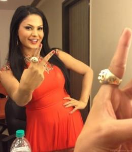 Veena Malik Cricket Live Score