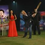 Veena Malik and Zaheer Abbas
