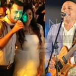 Atif Aslam and Sara Bharwana Valima