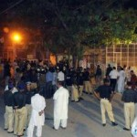 Blast near MQM 90 office