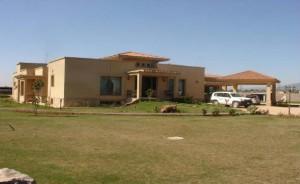 Pervez Musharraf's Chak Shahzad farmhouse