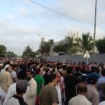 Karachi DHA Phase 7 polling station