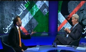 Dr. Farooq Sattar in BBC Two Newsnight