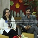 Faisal Qureshi and Ambreen Khan