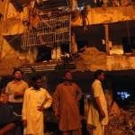 Abbast Town bomb blast
