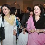 Kashmala Tariq and Sumaira Malik
