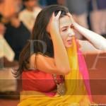 Mahira Khan at Atif Aslam and Sara Bharwana Mehndi