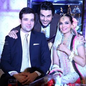 Aamina Sheikh, Ahsan Khan, Meekal Zulfiqar