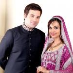 Aamina Sheikh & Meekal Zulfiqar in Mirat-Ul-Uroos