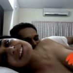 Meera and Captain Naveed