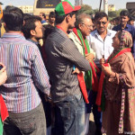 PTI Lockdown Karachi