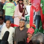 PTI's Dr. Arif Alvi and Samar Ali Khan