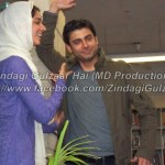 Sanam Saeed and Fawad Afzal Khan