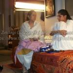 Sanam Saeed and Samina Peerzada