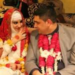 Sataesh Khan and Malik Noureed Awan wedding