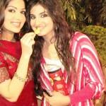 Sataesh Khan and Sara Chaudhry