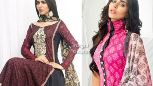 Ayyan Ali - Shariq Textiles Zainab Chottani Eid Collection