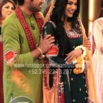 Veena Malik wedding on Shaista Wahidi show