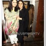 Yumna Zaidi and Irsa Ghazal